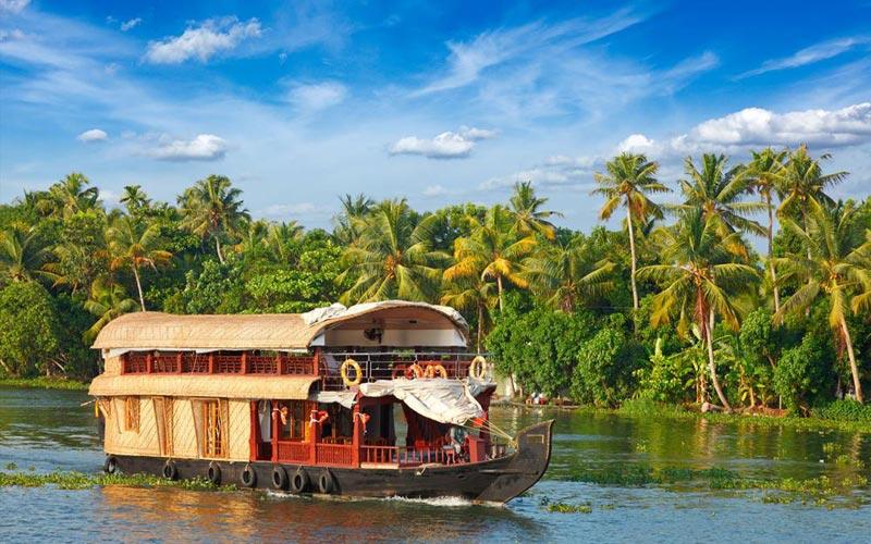 6 Nights / 7 Days Highlights of Kerala Tour