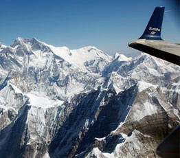 Everest Mountain Flight - Nepal Tour