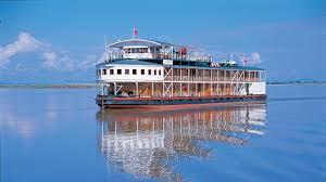 Sunderbans Luxury Cruise Tour