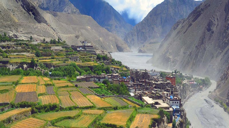 07 Nights / 08 Days  3 nights Kathmandu, 2 night Pokhara, 1 night Jomsom with Muktinath Darshan Tour