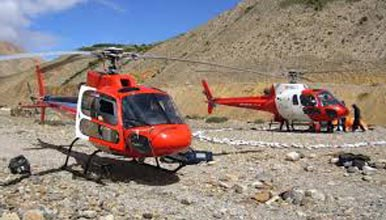 11 days Kailash Manasarovar Yatra by Helicopter Tour