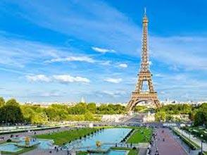 Paris with Swiss Code(PKG-4) Tour