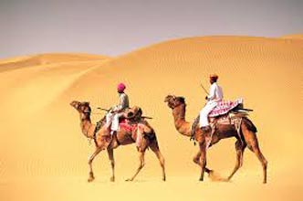 Jodhpur (1) – Jaisalmer (2) – Bikaner (1) – 4 Nights / 5 Days Tour