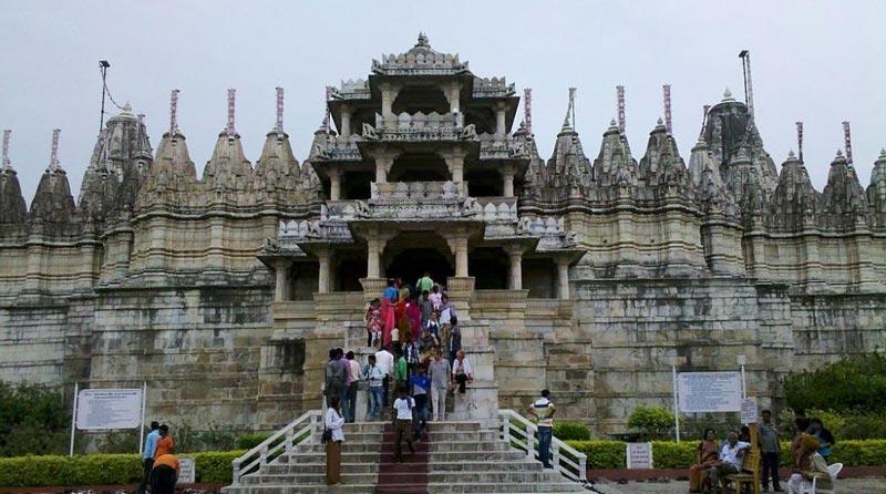 Jaipur (2) - Jodhpur (1) - Ranakpur (1) - Udaipur (2) Tour