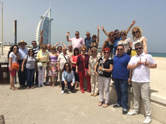 Dubai Group Tour