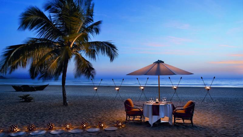 Goa Honeymoon Tour Package