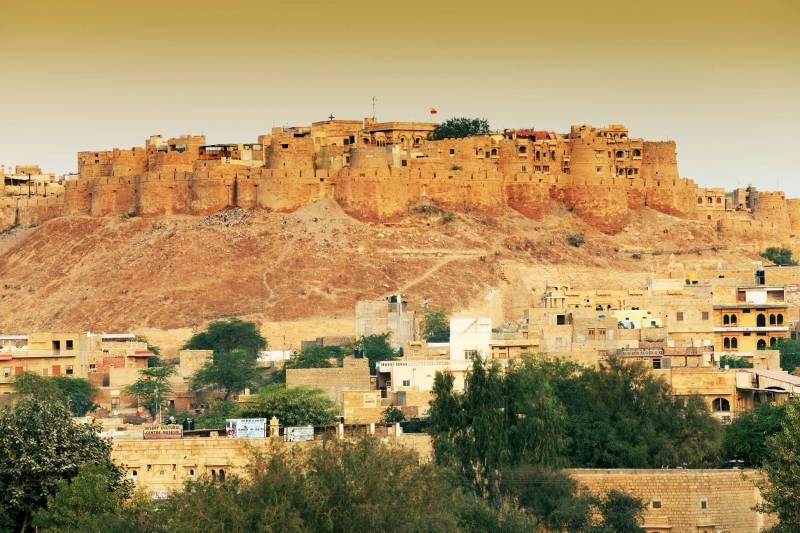 5 Days Rajasthan Desert Safari