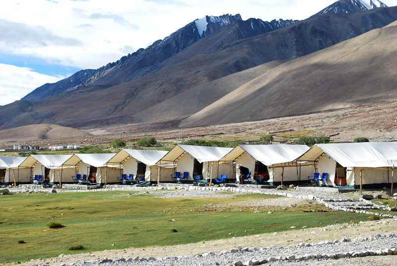 Camping & Riding Ladakh Tour