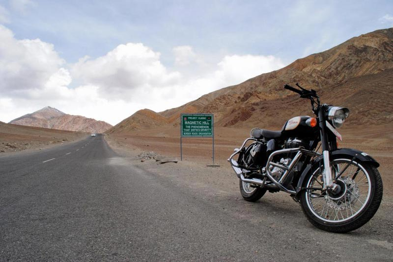 Biking Manali - Leh - Manali Package