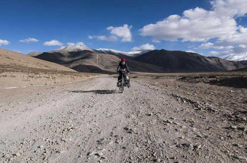 Ladakh Biking Adventure Tour