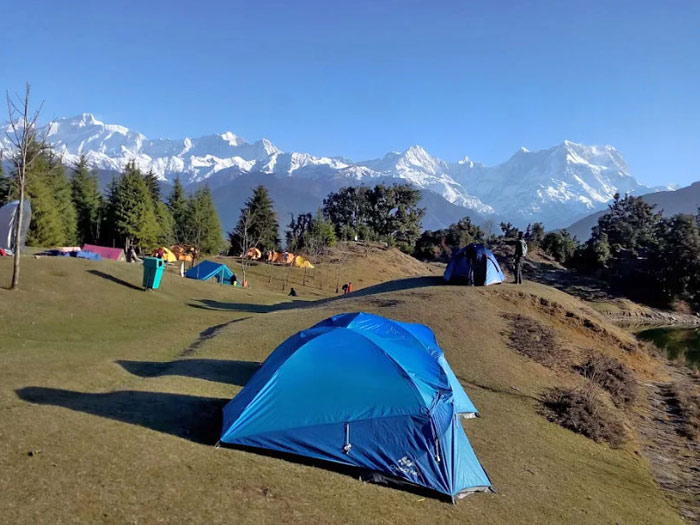 Chopta  Camping  Tour