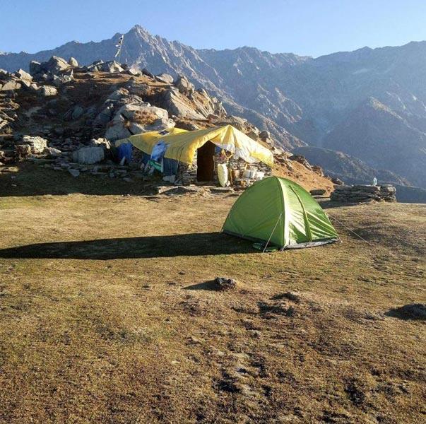 Trekking Camping In Dharmshala/Meclodganj Tour