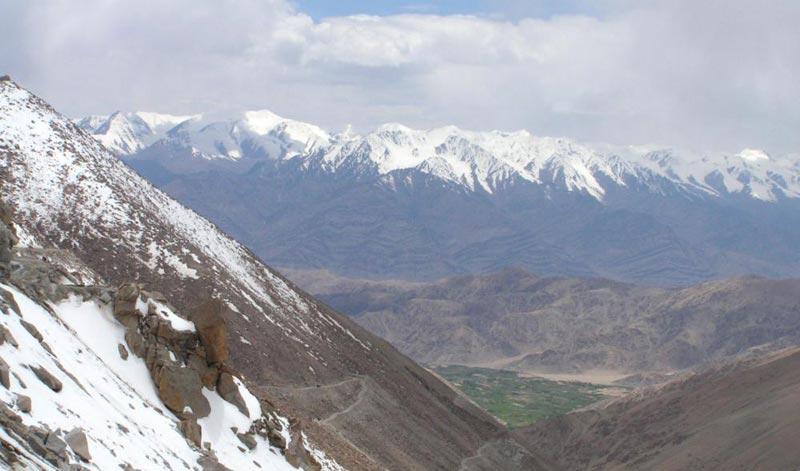 Ladakh with Himachal Tour