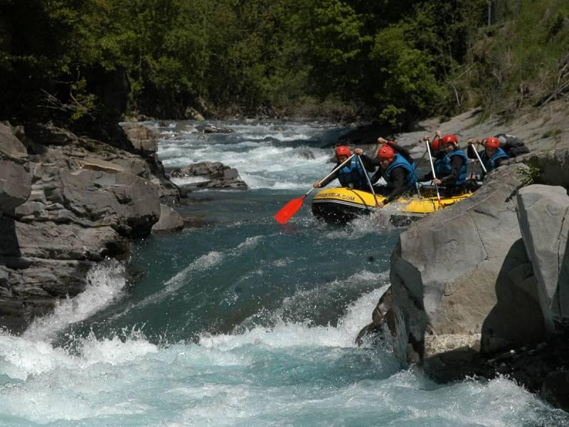 Shivpuri Down White Water Rafting Tour