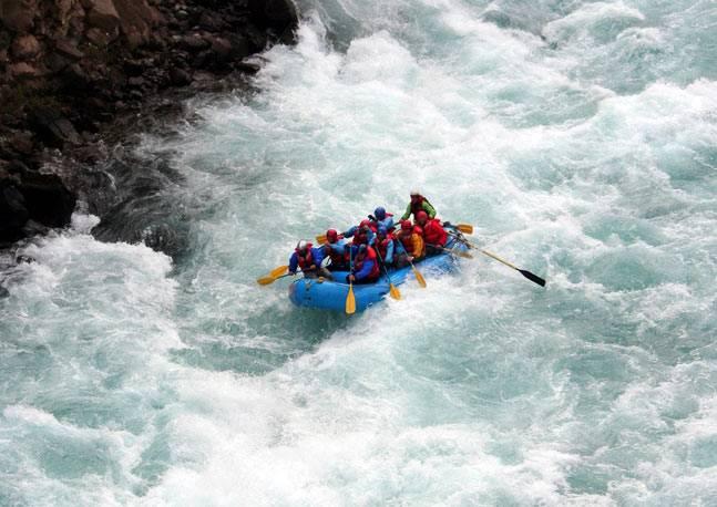 Rafting in Rishikesh Tour