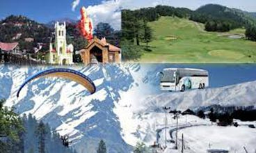 Shimla and Manali 02 Star Package For 06 Days