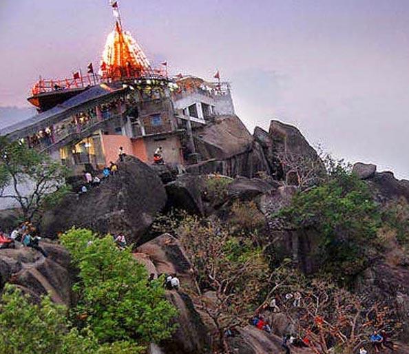 maa Bamleswari temple