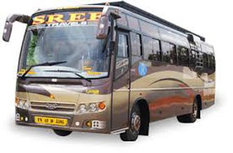 Raipur To Indore Bus Service