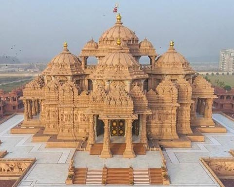 Gujarat Temple Tour /10 days
