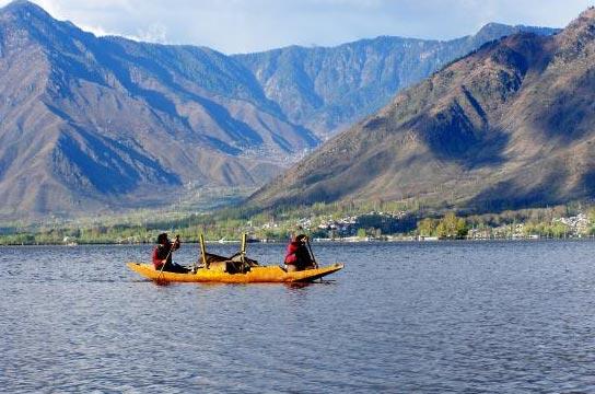 Srinagar & Leh Tour Package