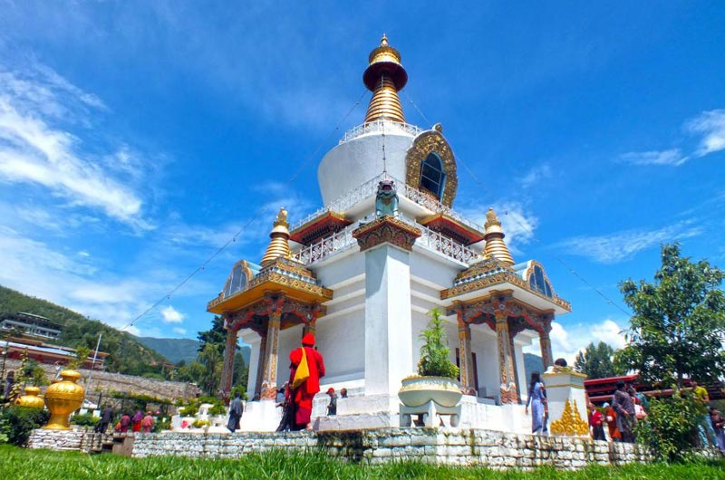 Paro-Thimphu Tour Package