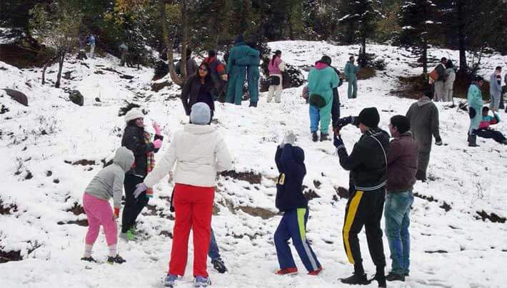 Shimla Manali Family Package