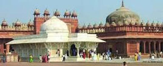 Delhi-Agra-Chandigarh Package