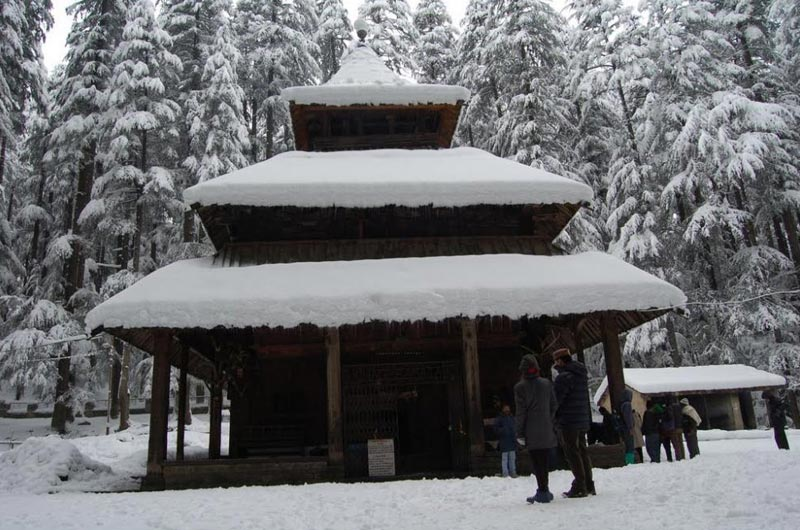 Himachal New Year Package