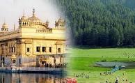 Dalhousie Dharamshala Amritsar Family Package