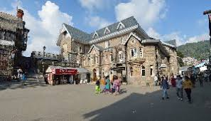 4 Night 5 Days Delhi Shimla Volvo Package