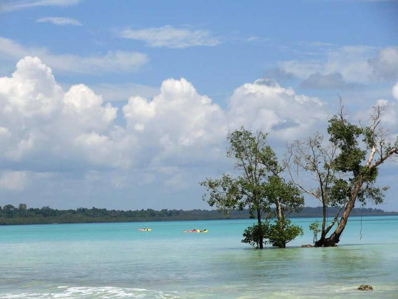 Andaman Group Pleasure Tour