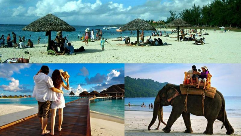 Couple Andaman Island Tour