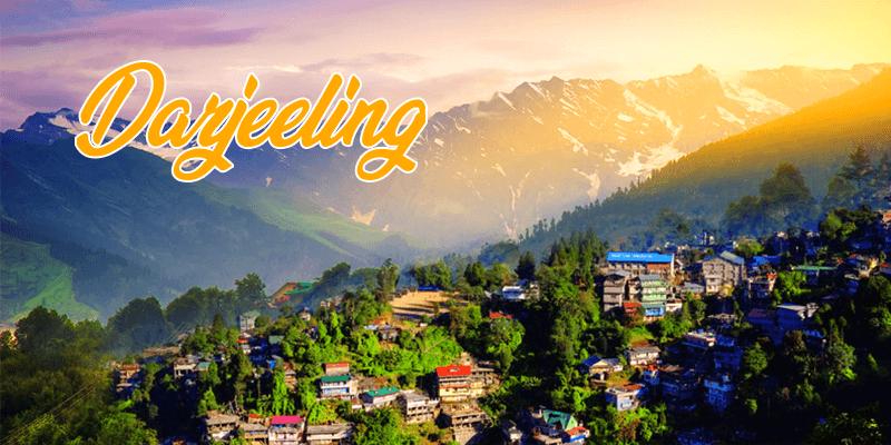 3 Nights & 4 Days Darjeeling Package