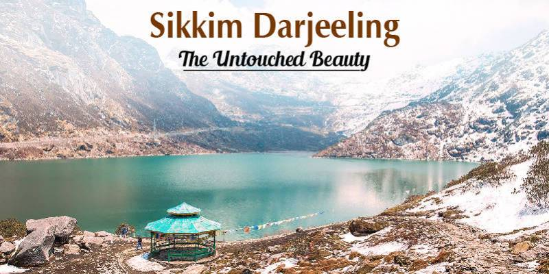 4 Nights & 5 Days  Gangtok 2 N + Darjeeling 2 N