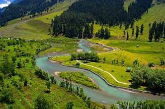 Discover Kashmir 7N-8D Package
