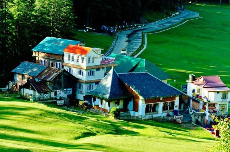 Beautiful Himachal with Shimla & Manali 7N-8D Package