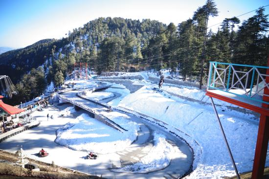 Beauty Of Shimla Manali Tour