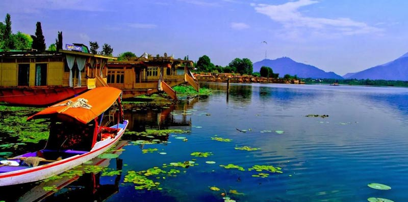 Kashmir - Heaven On The Earth 5 Nights / 6 Days Package