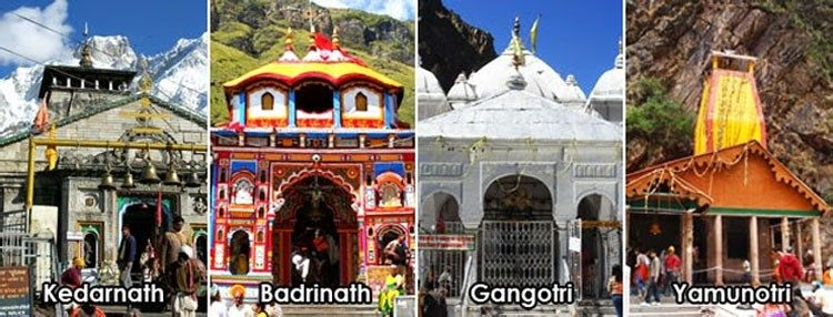 Chardham Yatra (Ex Delhi) : 11 Nights / 12 Days Tour