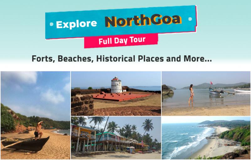 North Goa  Trip