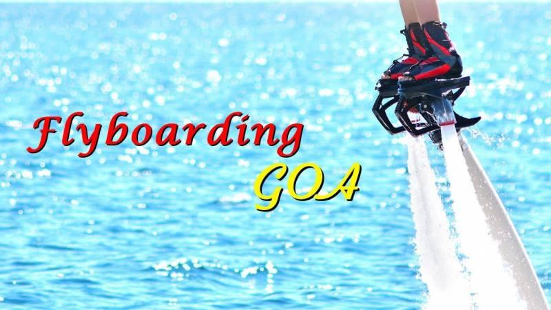 Fly Boarding Goa