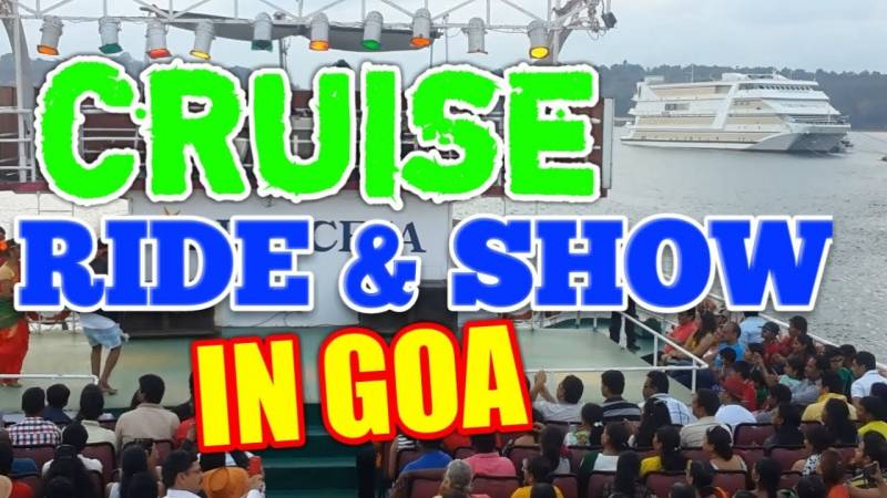 Boat Cruies Goa