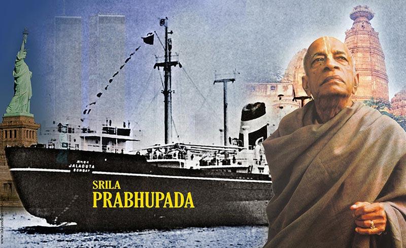 Prabhupad Tour