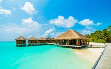 Maldives 3 Star Package For 4 Days - Fun Island Resort