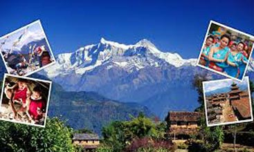 Nepal 3 star package for 7 days