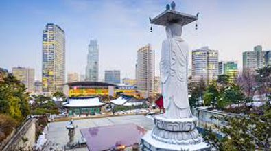 Tokyo, Hiroshima and Seoul Package For 9 Days ( Europamundo Package)
