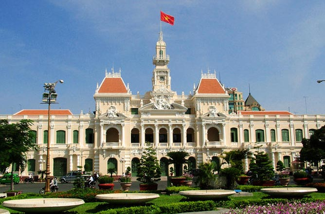 Vietnam Honeymoon 3 Star Package for 6 Days