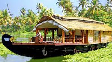Kerala Houseboat Tour Alleppey