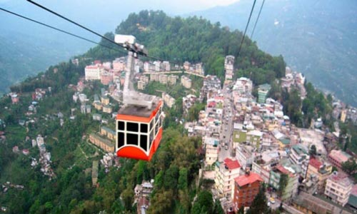 Gangtok Darjeeling Package