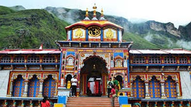 Shree Badrinath - Kedarnath Tour